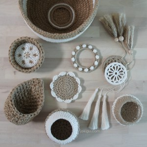jakigu.com | jute crochet home decor