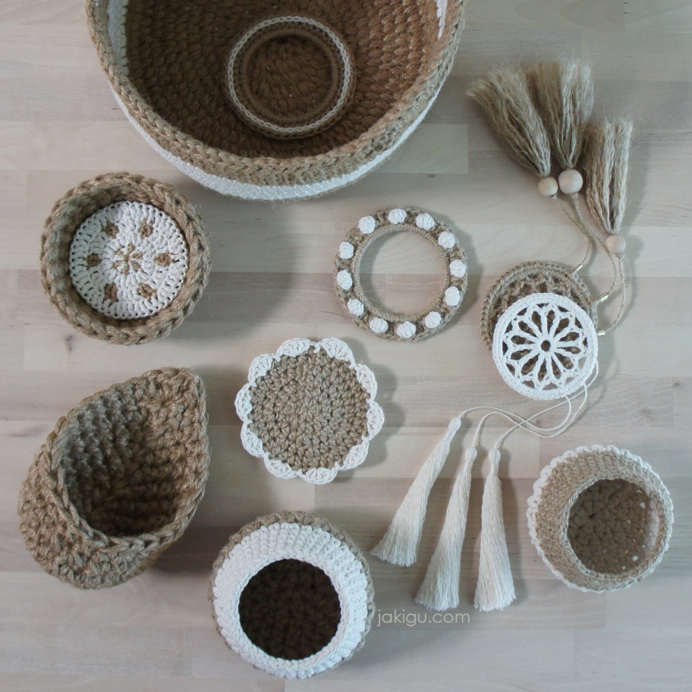 jakigu.com | jute crochet home decor