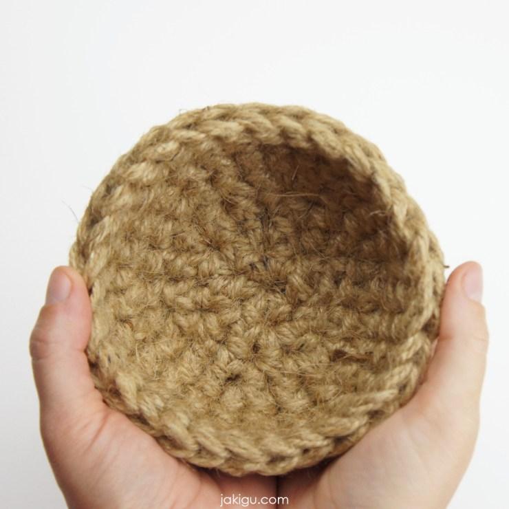 jakigu.com | tiny jute bowl
