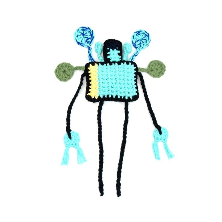 monster robot Freeze Ray | jakigu.com