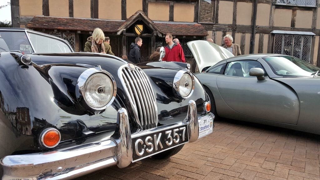 Family Day Out: Stratford upon Avon Festival of Motoring…