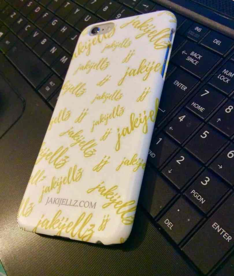 personalised phone cases