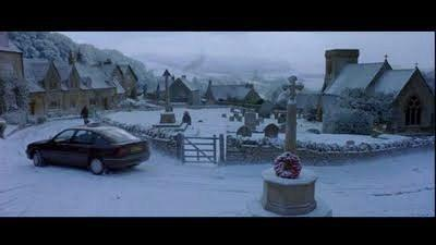 Bridget Jones Snowshill