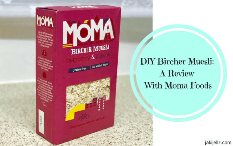 DIY Bircher Muesli