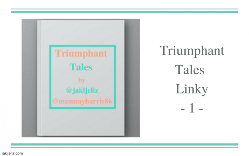 Triumphant Tales Linky- 1 -