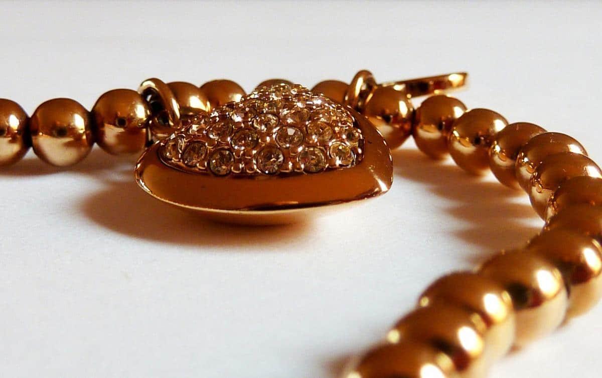 Unwanted valentine's Jewellery