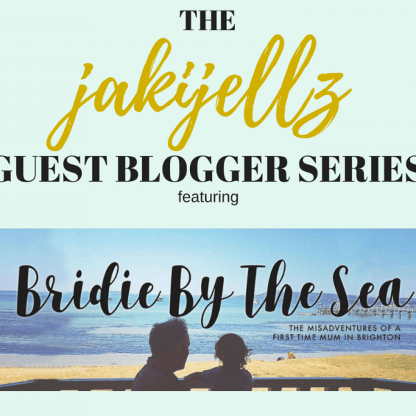 GUEST BLOGGERS HEADER - Bridie By The Sea