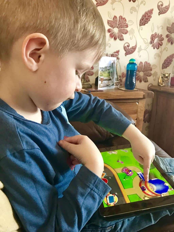 Noddy Toyland Detective app review