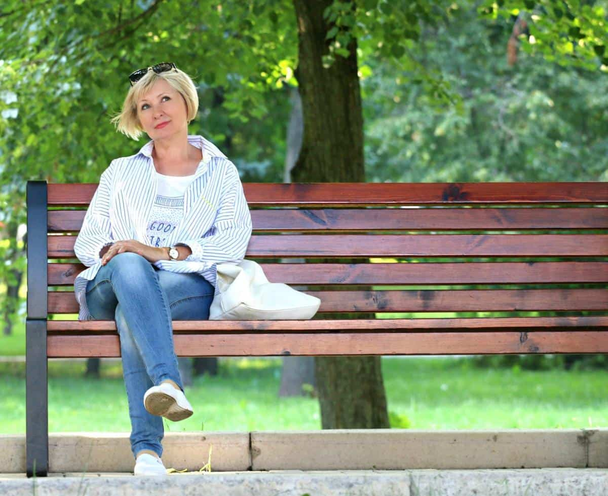 The Older Woman: What To Expect As You Age