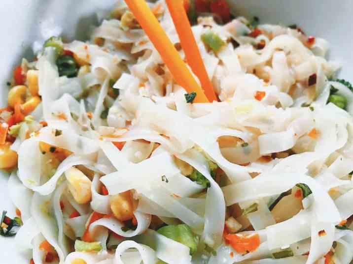Gourmet Oriental Noodles in a Cup - Mr Lee's Noodles