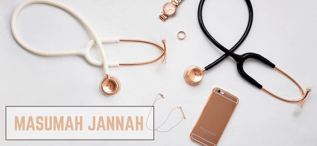 Guest Blogger Series: World Peace - Masumah Jannah