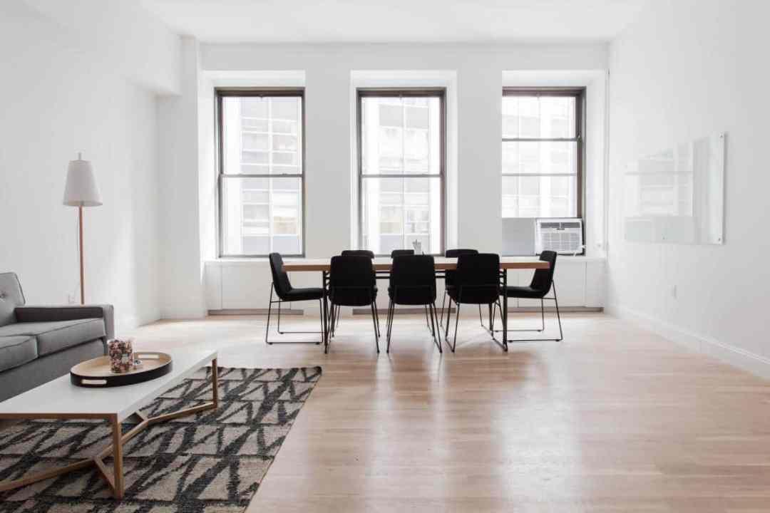 Elegant Monochrome For Your Living Room
