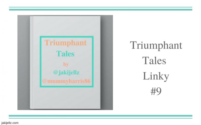 Triumphant Tales Linky 9