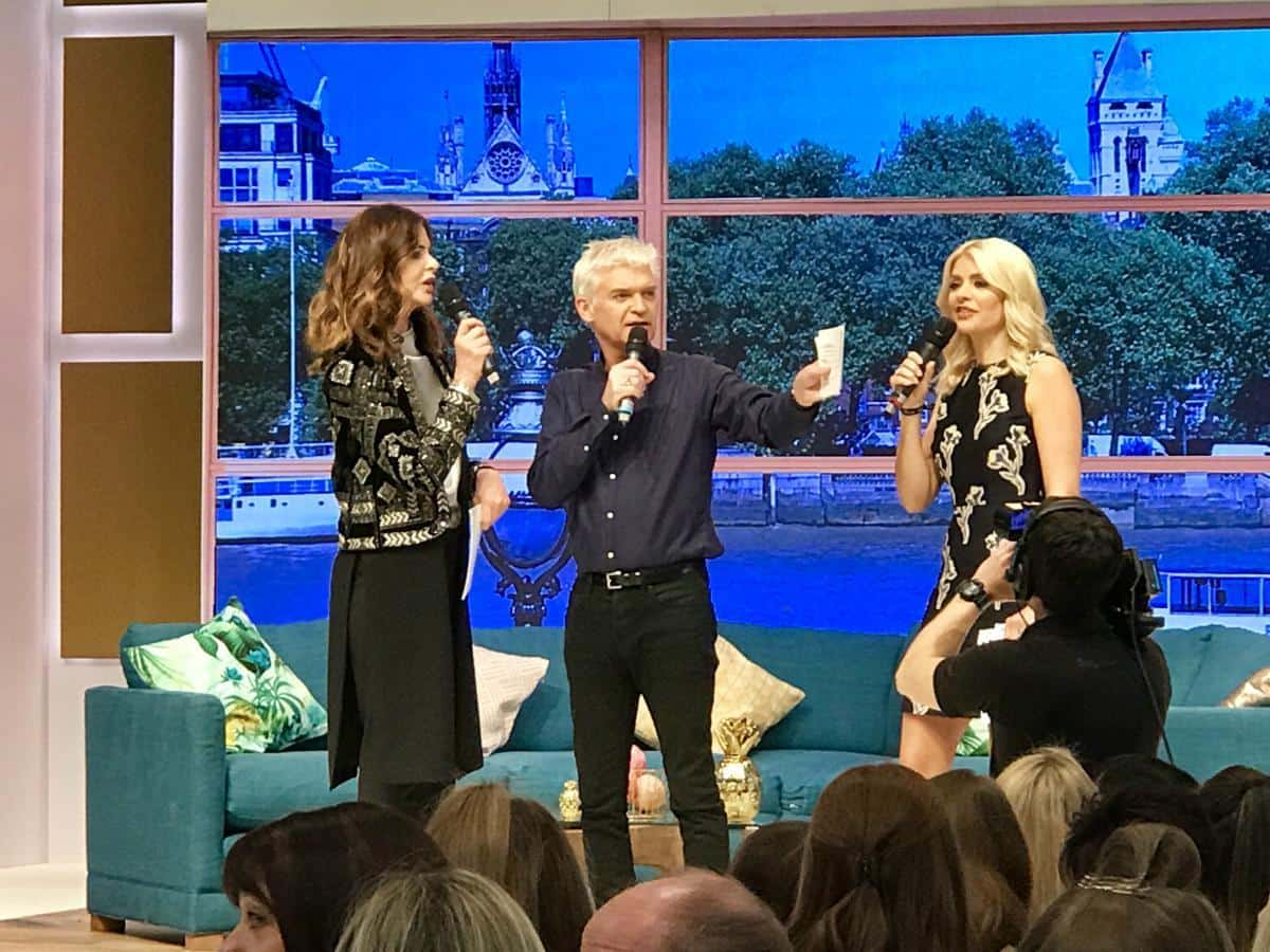 My Day At 'This Morning Live'