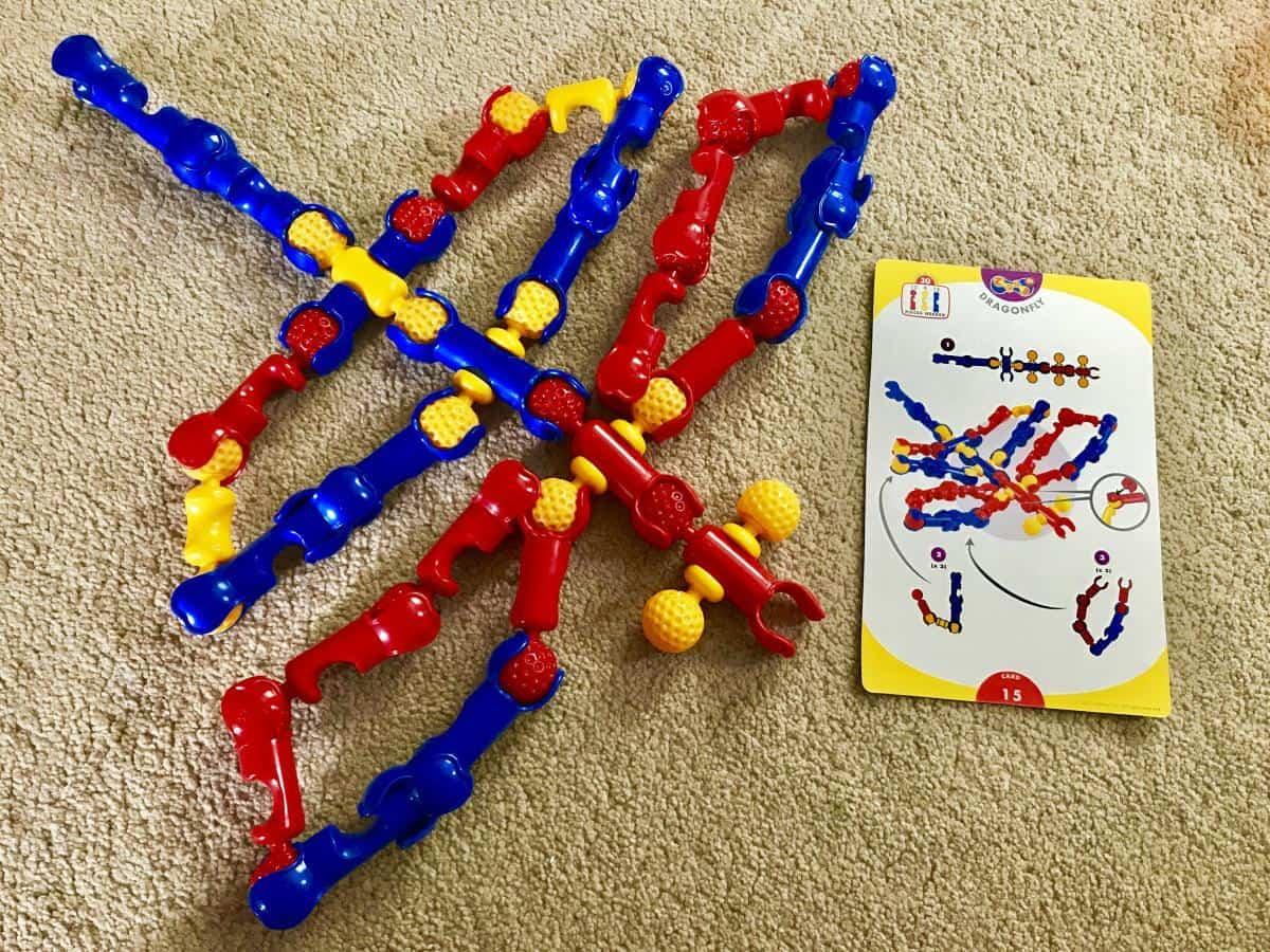 Kid's Toys - Zoob Junior 30 Piece Set