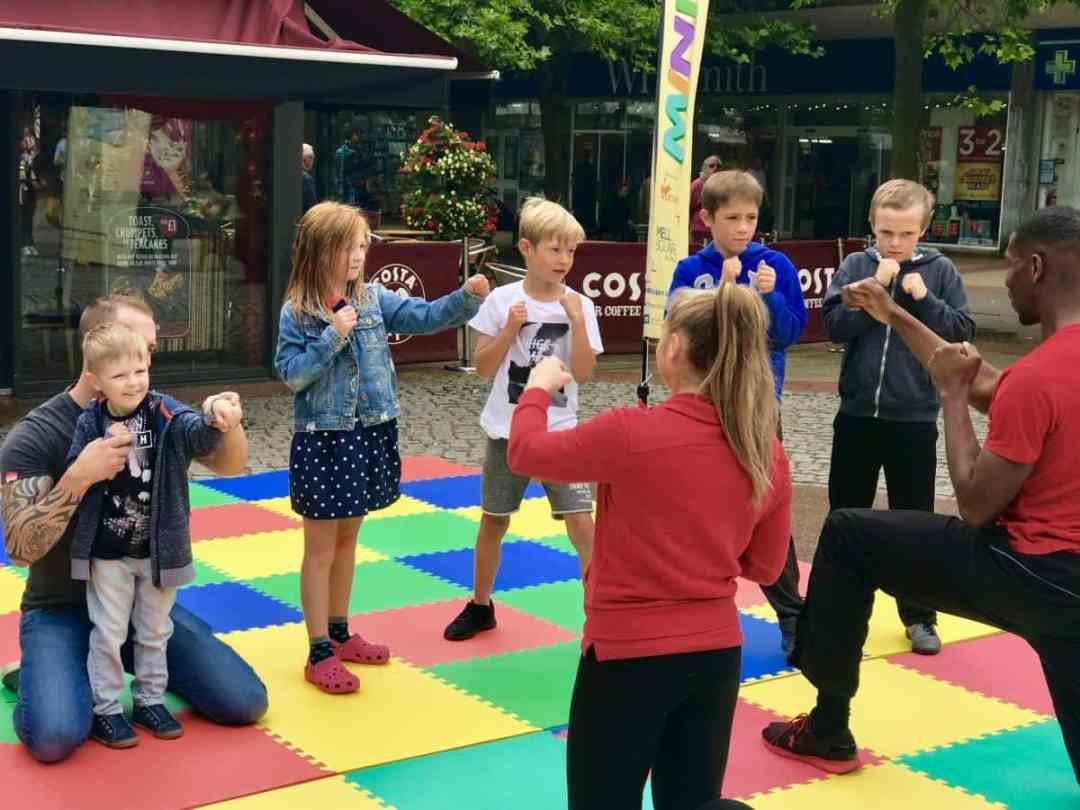 Mini Mells - Free Fitness Sessions For Kids In Solihull