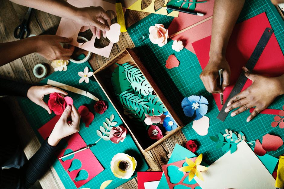 6 Fun Ways To Inspire Creativity At Home