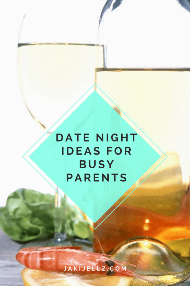 Date Night Ideas For Busy Parents