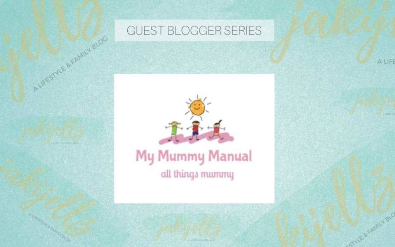 Guest Blogger Series: A-Z guide To Postpartum Survival - My Mummy Manual