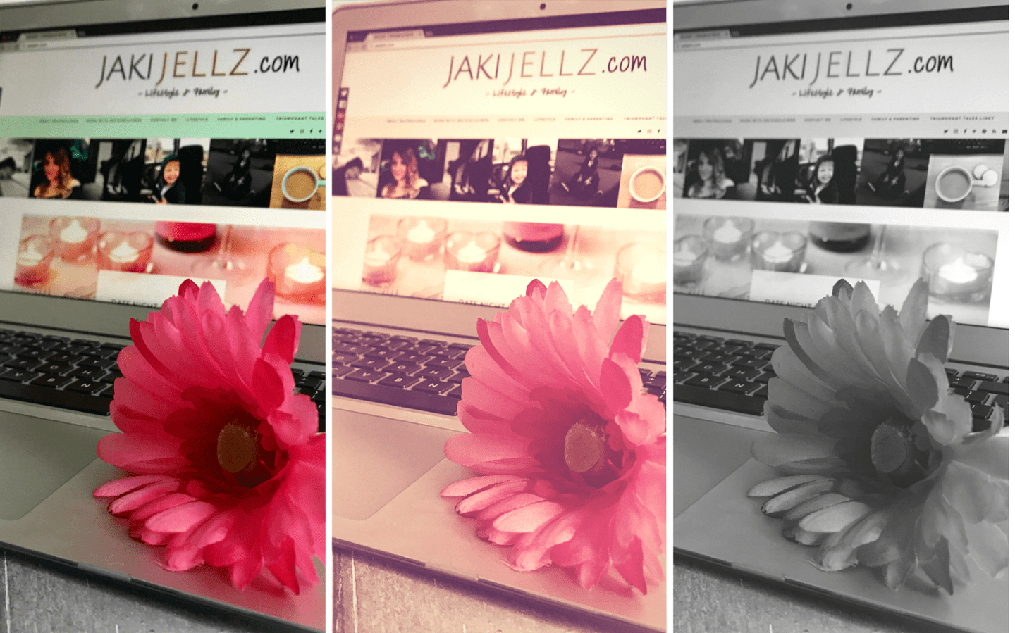 Jaki Jellz Has Had A Makeover!