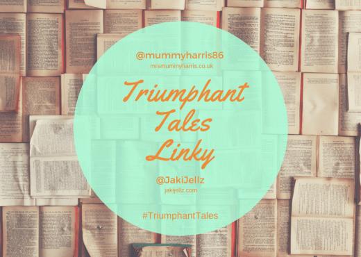Triumphant Tales Linky