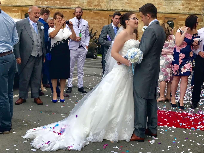 Walton Hall Hotel & Spa Wedding