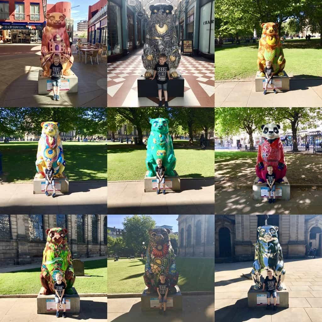 The Big Birmingham Summer Bear Hunt - The Big Sleuth