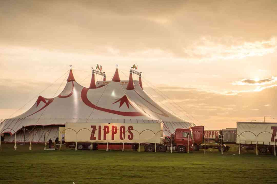 An Afternoon At Zippo's Circus
