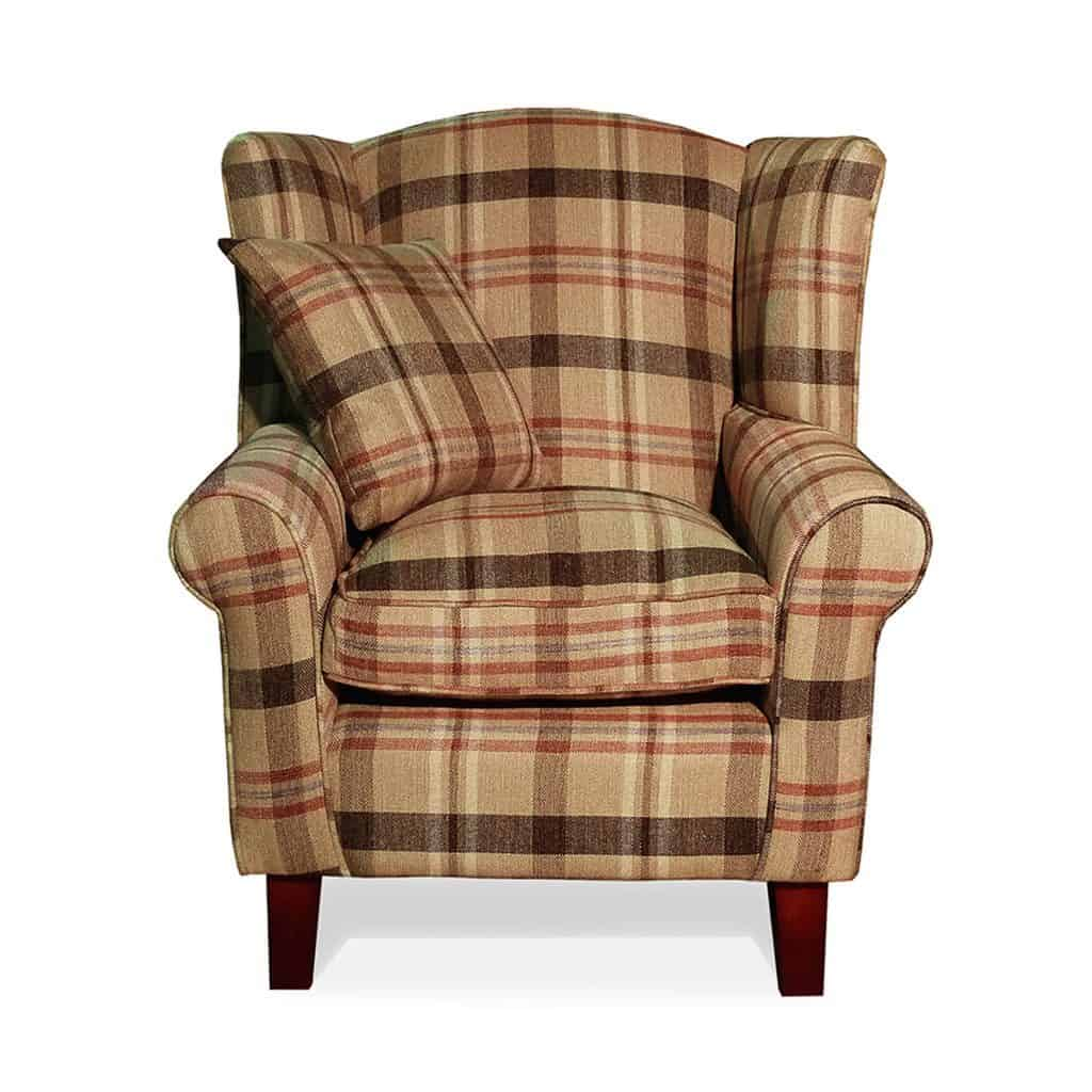 Neyland Star Wingback Chair Giveaway With Sloan & Sons