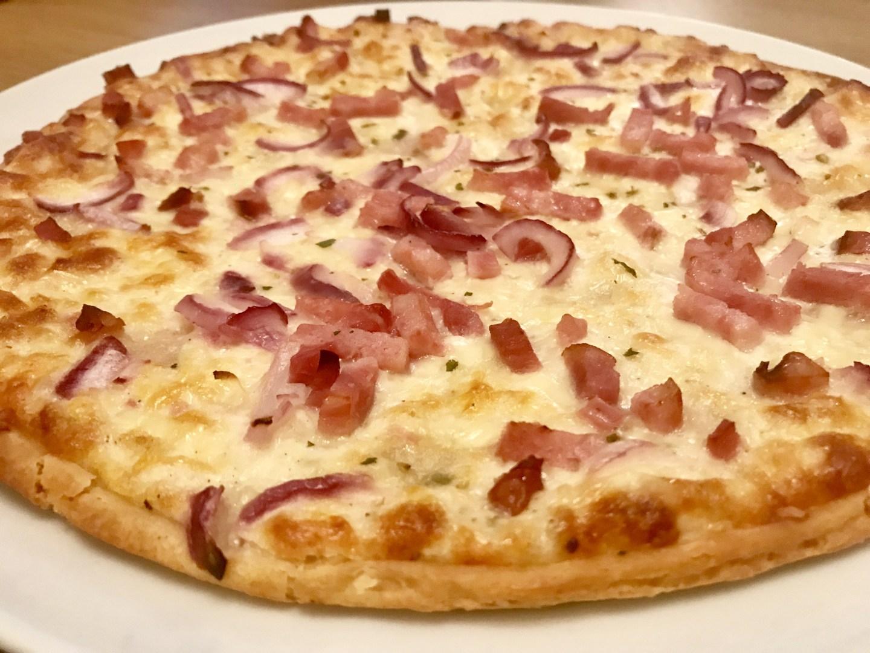 Ristorante Pizza Bianca Deliciosa