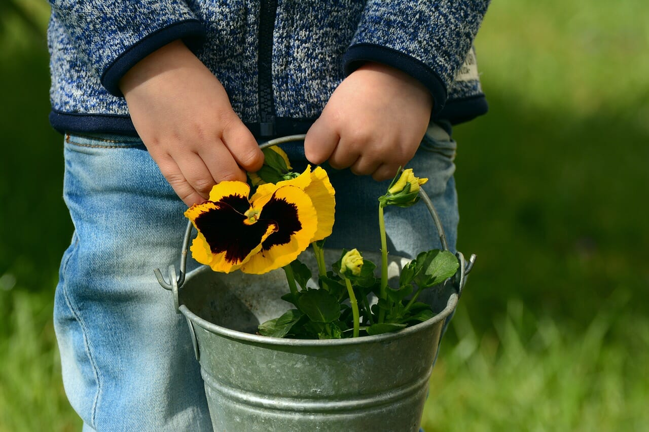 5 Great Gardening Projects for Kids