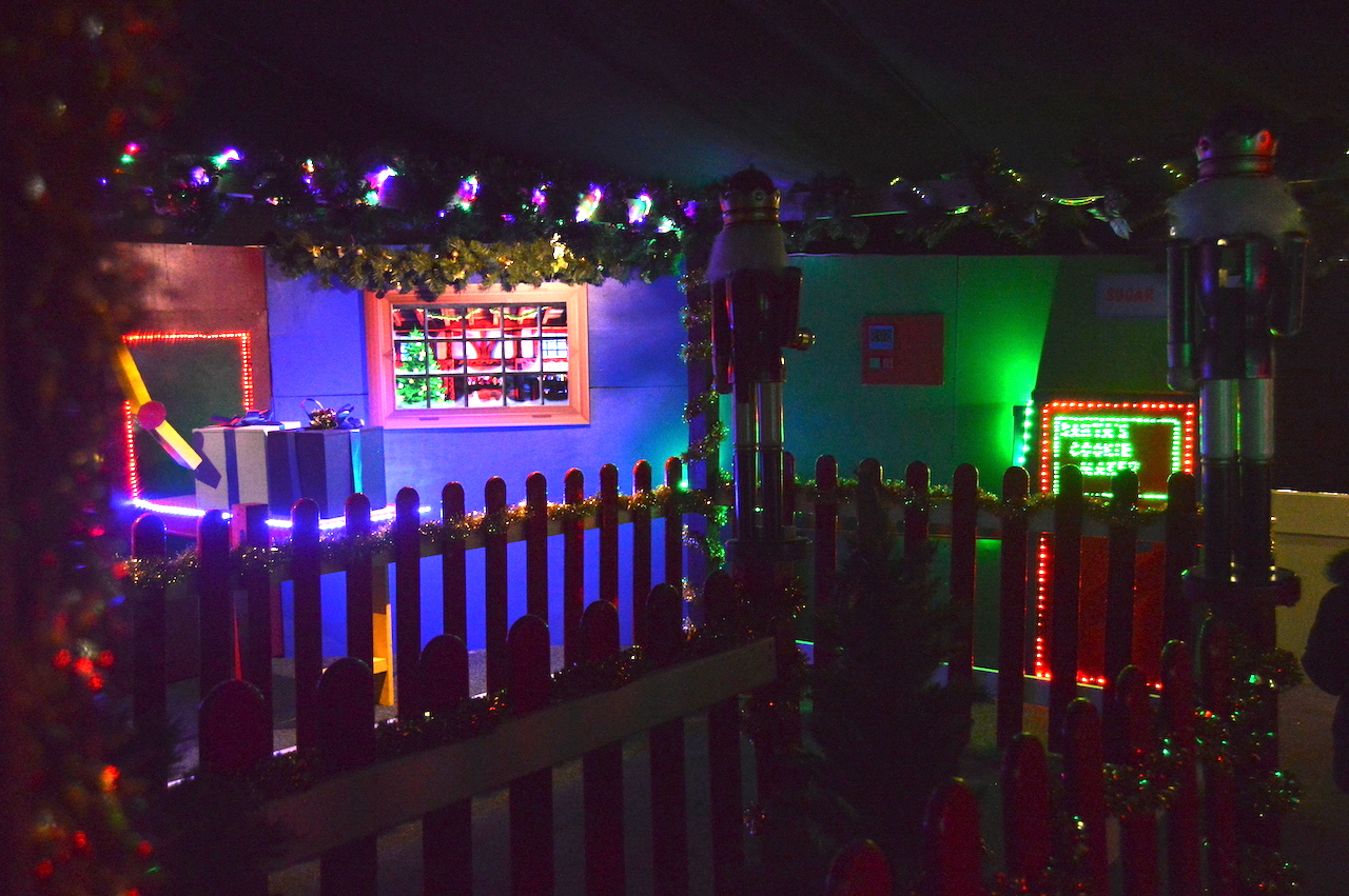 Enchanted Christmas Kingdom At Hatton Adventure World - A Review