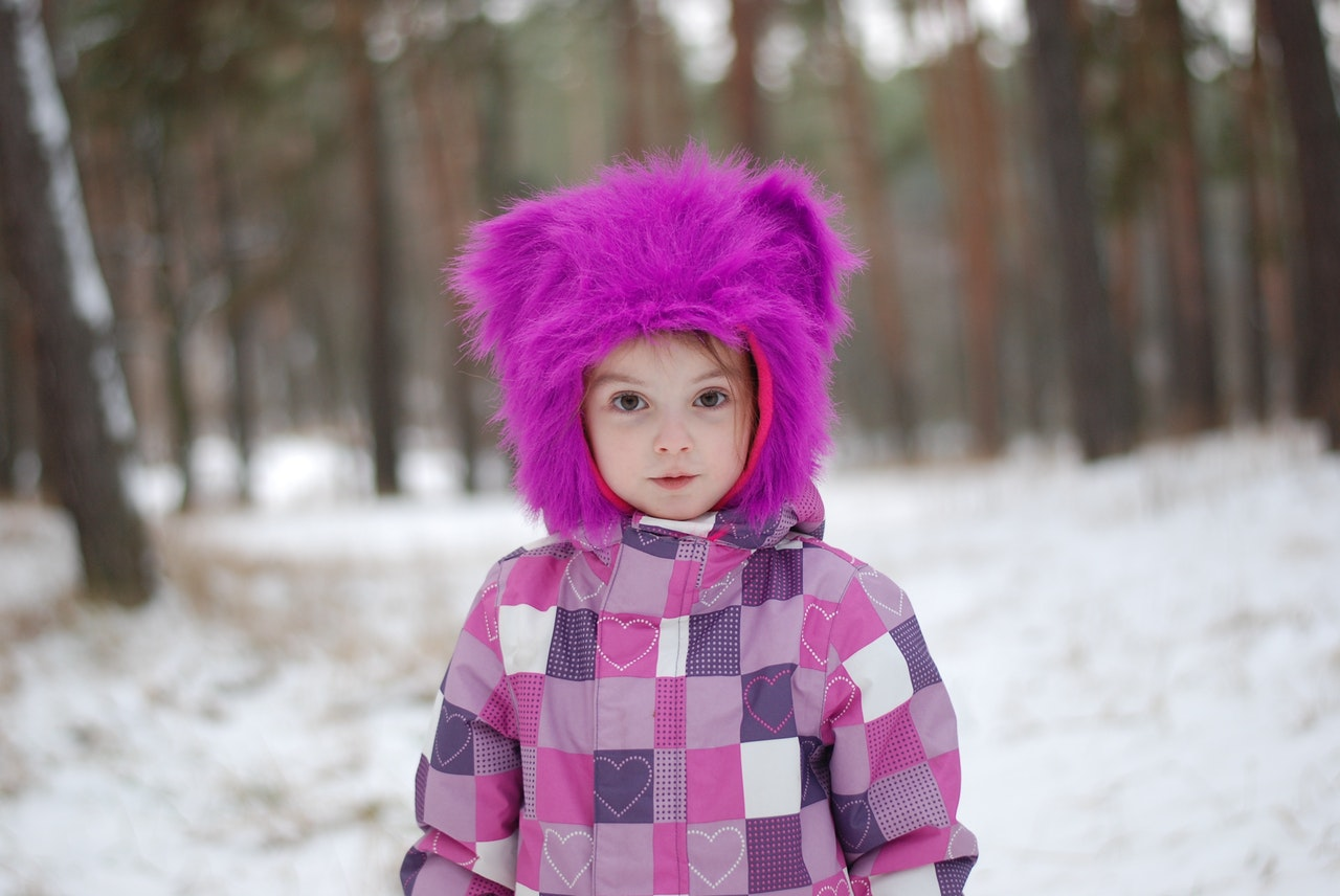 Dressing Children In Winter