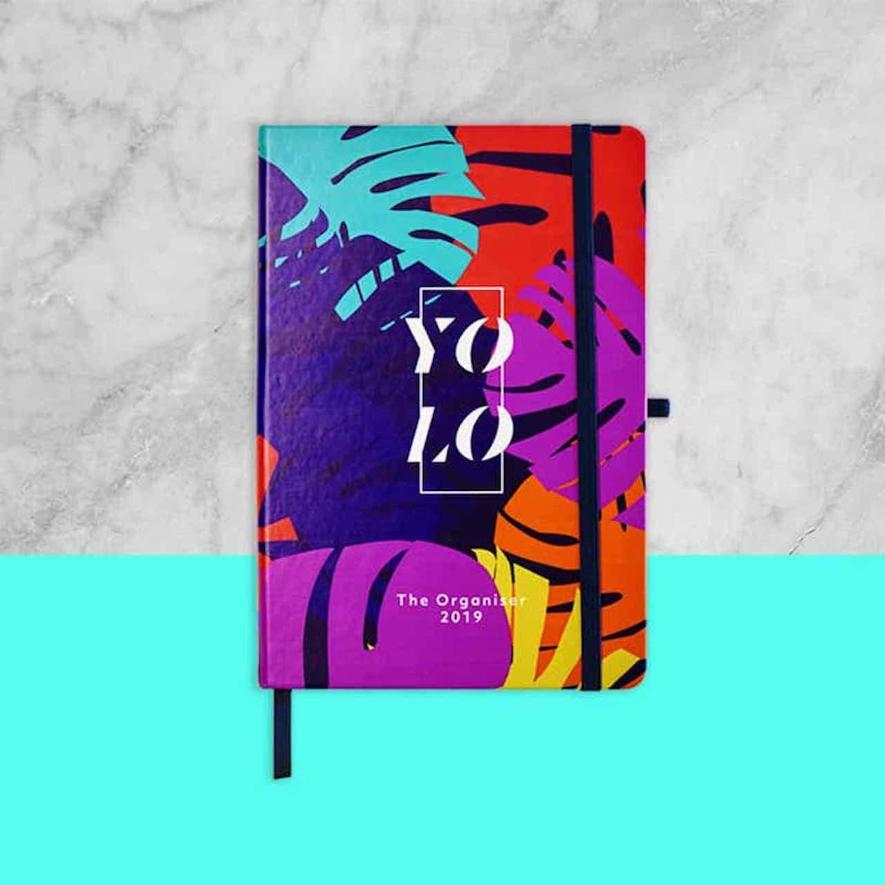 WIN a 2019 YOLO Organiser!