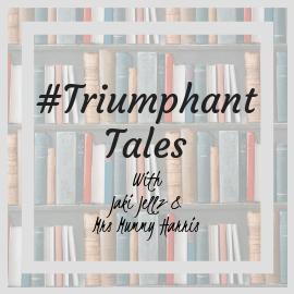 Triumphant Tales Badge