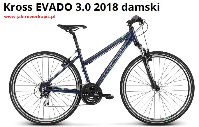 Kross Evado 3.0 2018 damski