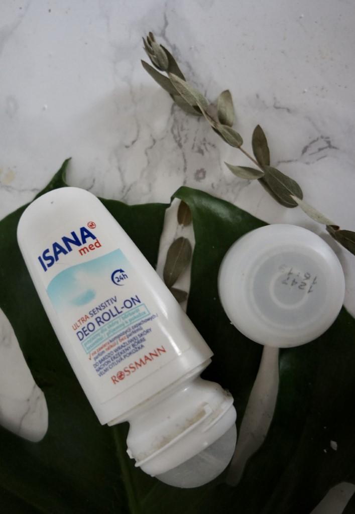 Isana Med, aluminum free deodorant