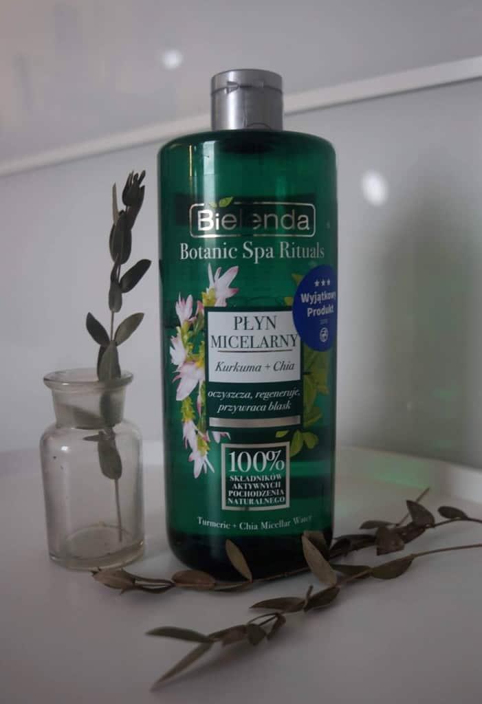 Bielenda, Płyn micelarny Botanic Spa Rituals