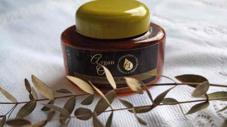 Xpel, Argan Oil: arganowa, nawilżająca maska do włosów