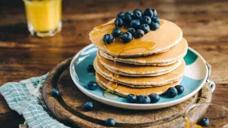 Zdrowe i smaczne fit pancakes, czy to możliwe?