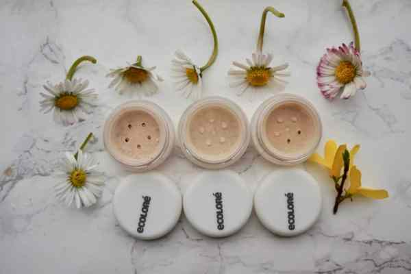 lily lolo, Wiosenny makijaż mineralny z Lily Lolo, Jak naturalnie, Jak naturalnie