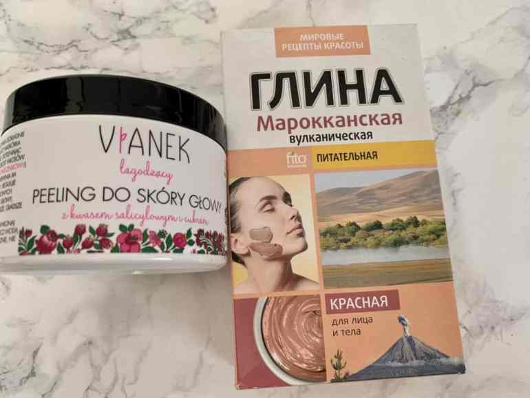 Vianek - Łagodzący peeling do skóry głowy
