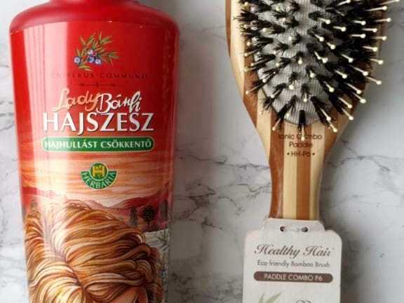 Banfi, wcierka na wypadanie i szybki porost włosów