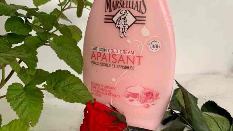 Mleczko nawilżające Cold Cream | Le Petit Marseillais