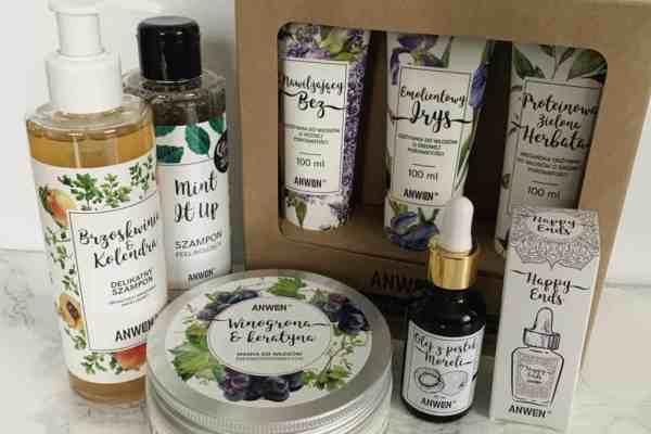 Anwen, hitowe kosmetyki do pielęgnacji włosów