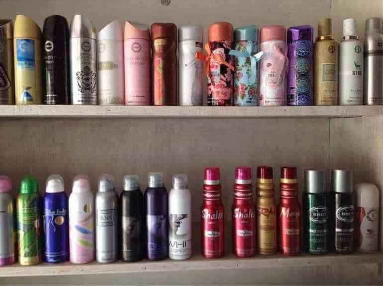 Perfumed deodorant - how to use it?