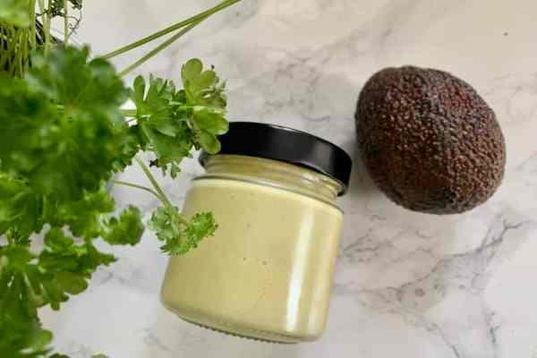 Domowy majonez, pełny zdrowych tłuszczy (fit, keto, lchf)