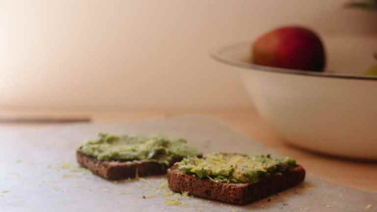 Pasztet z selera i pestek dyni, zdrowa pasta do chleba