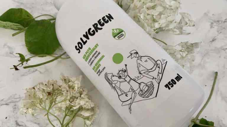 Solvgreen | ECO Płyn uniwersalny do czyszczenia