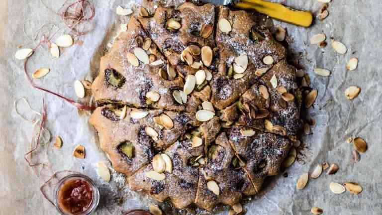Ciasto z rabarbarem- szybki i łatwy przepis